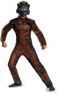 Disfraz de Rocket Raccoon para niños Multitalla 5 - Los mejores disfraces de Rocket Raccoon - Disfraz de Rocket Raccoon de Marvel