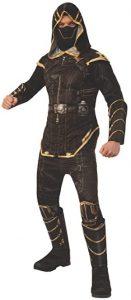 Disfraz de Ronin para adultos Multitalla - Los mejores disfraces de Hawkeye - Disfraz de Ojo de Halcón de Marvel