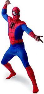 Disfraz de Spider-man para adultos Multitalla 2 - Los mejores disfraces de Spider-man - Disfraz de Spider-man de Marvel