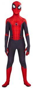 Disfraz de Spider-man para niños Multitalla 2 - Los mejores disfraces de Spider-man - Disfraz de Spider-man de Marvel