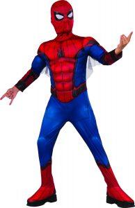Disfraz de Spider-man para niños Multitalla 3 - Los mejores disfraces de Spider-man - Disfraz de Spider-man de Marvel