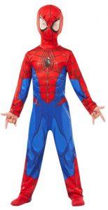 Disfraz de Spider-man para niños Multitalla 4 - Los mejores disfraces de Spider-man - Disfraz de Spider-man de Marvel