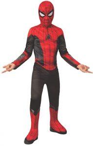 Disfraz de Spider-man para niños Multitalla 6 - Los mejores disfraces de Spider-man - Disfraz de Spider-man de Marvel