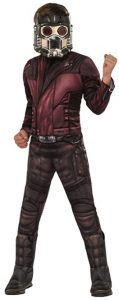 Disfraz de Star Lord para 8-10 años - Los mejores disfraces de Star Lord - Disfraz de Star Lord de Marvel