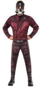Disfraz de Star Lord para adultos Multitalla - Los mejores disfraces de Star Lord - Disfraz de Star Lord de Marvel