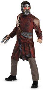 Disfraz de Star Lord para adultos Talla única - Los mejores disfraces de Star Lord - Disfraz de Star Lord de Marvel