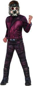 Disfraz de Star Lord para niños Multitalla 4 - Los mejores disfraces de Star Lord - Disfraz de Star Lord de Marvel