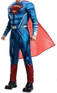 Disfraz de Superman adulto multitalla DC Warner - Los mejores disfraces de Superman - Disfraz de Superman de DC