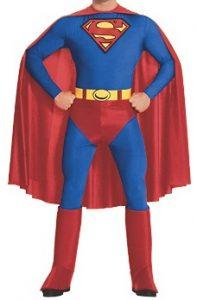 Disfraz de Superman adulto multitalla - Los mejores disfraces de Superman - Disfraz de Superman de DC