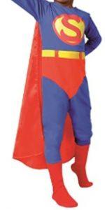 Disfraz de Superman para niños Multitalla 2 - Los mejores disfraces de Superman - Disfraz de Superman de DC