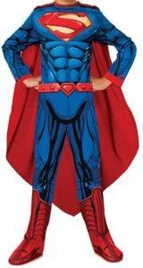 Disfraz de Superman para niños Multitalla 3 - Los mejores disfraces de Superman - Disfraz de Superman de DC