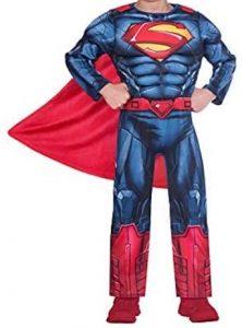 Disfraz de Superman para niños Multitalla - Los mejores disfraces de Superman - Disfraz de Superman de DC