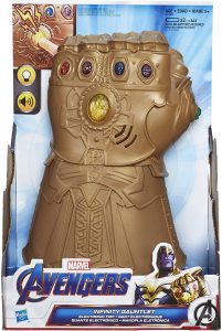 Disfraz de Thanos - Guantelete del Infinito de Thanos de Hasbro