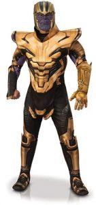 Disfraz de Thanos para adultos Multitalla - Los mejores disfraces de Thanos - Disfraz de Thanos de Marvel