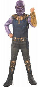 Disfraz de Thanos para niños Multitalla 4 - Los mejores disfraces de Thanos - Disfraz de Thanos de Marvel