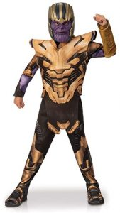 Disfraz de Thanos para niños Multitalla - Los mejores disfraces de Thanos - Disfraz de Thanos de Marvel
