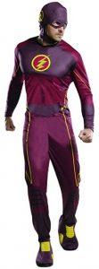 Disfraz de The Flash para adultos M - Los mejores disfraces de The Flash - Disfraz de The Flash de DC