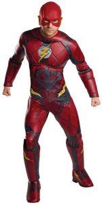Disfraz de The Flash para adultos Multitalla 2 - Los mejores disfraces de The Flash - Disfraz de The Flash de DC