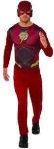 Disfraz de The Flash para adultos Multitalla 3 - Los mejores disfraces de The Flash - Disfraz de The Flash de DC