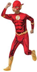 Disfraz de The Flash para niños Multitalla 5 - Los mejores disfraces de The Flash - Disfraz de The Flash de DC