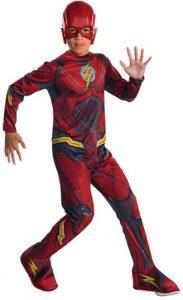 Disfraz de The Flash para niños Multitalla - Los mejores disfraces de The Flash - Disfraz de The Flash de DC