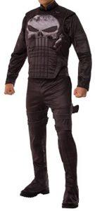 Disfraz de The Punisher para hombres Multitalla - Los mejores disfraces de The Punisher - Disfraz de The Punisher de Marvel
