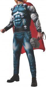 Disfraz de Thor para adultos Multitalla 2 - Los mejores disfraces de Thor - Disfraz de Thor de Marvel