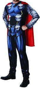 Disfraz de Thor para adultos Multitalla 3 - Los mejores disfraces de Thor - Disfraz de Thor de Marvel