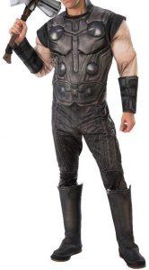 Disfraz de Thor para adultos Multitalla IW - Los mejores disfraces de Thor - Disfraz de Thor de Marvel