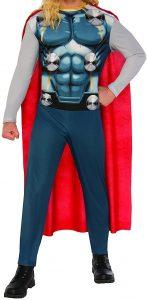 Disfraz de Thor para adultos Multitalla - Los mejores disfraces de Thor - Disfraz de Thor de Marvel