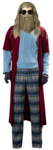 Disfraz de Thor para adultos Multitalla gordo - Los mejores disfraces de Thor - Disfraz de Thor de Marvel