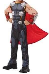Disfraz de Thor para niños multitalla 2 - Los mejores disfraces de Thor - Disfraz de Thor de Marvel