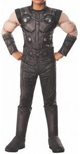 Disfraz de Thor para niños multitalla 4 - Los mejores disfraces de Thor - Disfraz de Thor de Marvel