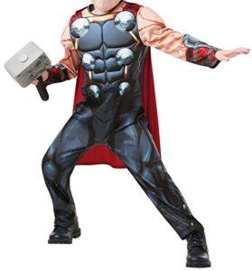 Disfraz de Thor para niños multitalla - Los mejores disfraces de Thor - Disfraz de Thor de Marvel