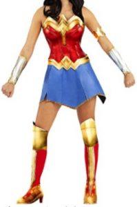 Disfraz de Wonder Woman para adultos Multitalla 3 - Los mejores disfraces de Wonder Woman - Disfraz de Wonder Woman de DC