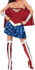 Disfraz de Wonder Woman para adultos Multitalla - Los mejores disfraces de Wonder Woman - Disfraz de Wonder Woman de DC