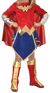 Disfraz de Wonder Woman para niñas Multitalla 2 - Los mejores disfraces de Wonder Woman - Disfraz de Wonder Woman de DC