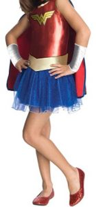 Disfraz de Wonder Woman para niñas Multitalla 4 - Los mejores disfraces de Wonder Woman - Disfraz de Wonder Woman de DC