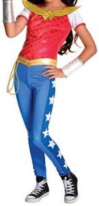 Disfraz de Wonder Woman para niñas Multitalla 5 - Los mejores disfraces de Wonder Woman - Disfraz de Wonder Woman de DC