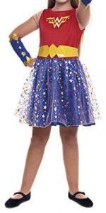 Disfraz de Wonder Woman para niñas Multitalla 6 - Los mejores disfraces de Wonder Woman - Disfraz de Wonder Woman de DC