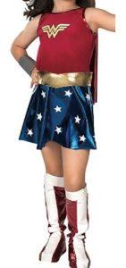 Disfraz de Wonder Woman para niñas Multitalla 7 - Los mejores disfraces de Wonder Woman - Disfraz de Wonder Woman de DC