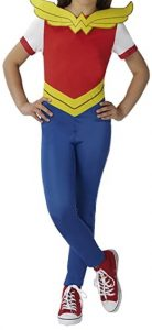 Disfraz de Wonder Woman para niñas Multitalla 8 - Los mejores disfraces de Wonder Woman - Disfraz de Wonder Woman de DC