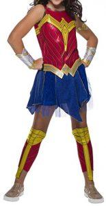 Disfraz de Wonder Woman para niñas Multitalla - Los mejores disfraces de Wonder Woman - Disfraz de Wonder Woman de DC