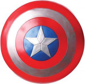 Escudo del Capitán América 2 - Disfraz del Capitán América