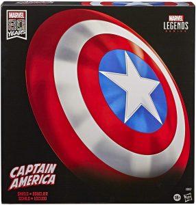 Escudo del Capitán América 3 - Disfraz del Capitán América