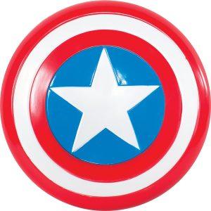 Escudo del Capitán América - Disfraz del Capitán América