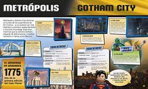 LEGO DC Comics. Super Héroes la Superguía - Las mejores enciclopedias de superhéroes y villanos de DC - Página 1