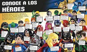 LEGO DC Comics. Super Héroes la Superguía - Las mejores enciclopedias de superhéroes y villanos de DC - Página 2