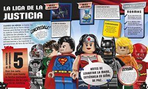 LEGO DC Comics. Super Héroes la Superguía - Las mejores enciclopedias de superhéroes y villanos de DC - Página 3