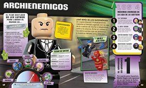 LEGO DC Comics. Super Héroes la Superguía - Las mejores enciclopedias de superhéroes y villanos de DC - Página 4